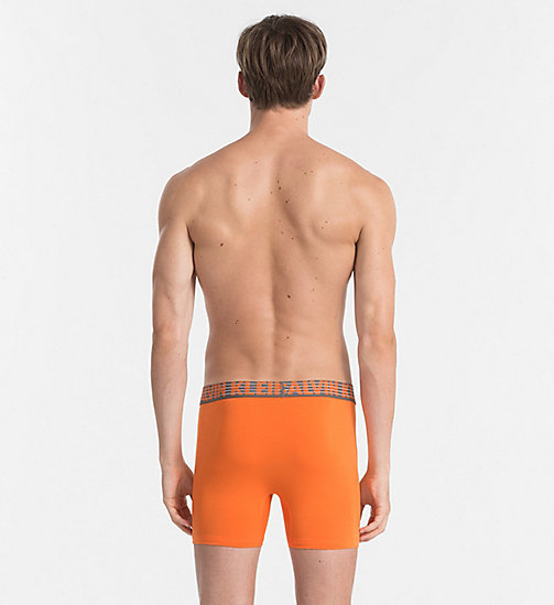 CALVINKLEIN Trunks - DEEP SUNSET - CALVIN KLEIN BOXERS - detail image 1
