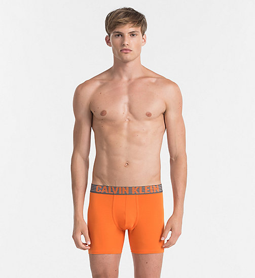 CALVINKLEIN Trunks - DEEP SUNSET - CALVIN KLEIN BOXERS - main image