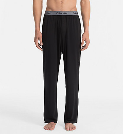 CALVIN KLEIN PJ-Hose - Cotton Modal 000NM1073A001