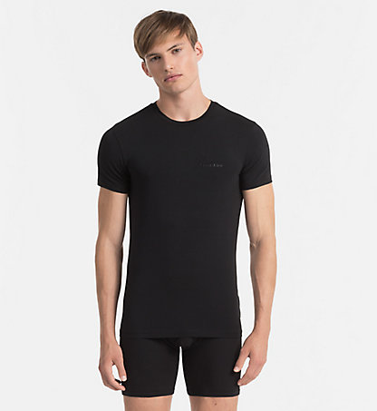 CALVIN KLEIN T-Shirt - Cotton Modal 000NM1074A001