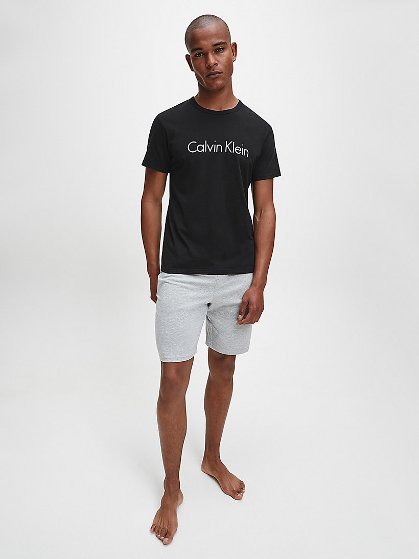 CALVINKLEIN T-shirt - Comfort Cotton - BLACK - CALVIN KLEIN MEN - detail image 1