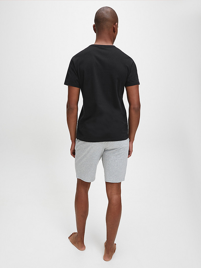 CALVINKLEIN T-shirt - Comfort Cotton - BLACK - CALVIN KLEIN MEN - detail image 2