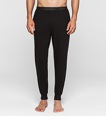 CALVIN KLEIN Sweatpants - Comfort Cotton 000NM1130E001