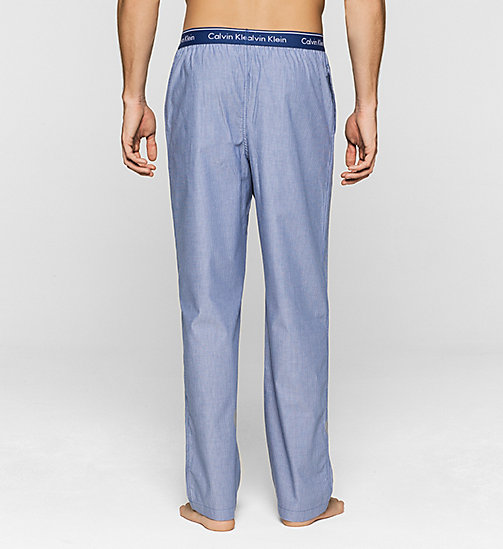 CALVINKLEIN PJ Pants - YARDLEY STRIPE DARK MIDNIGHT - CALVIN KLEIN PYJAMA BOTTOMS - detail image 1