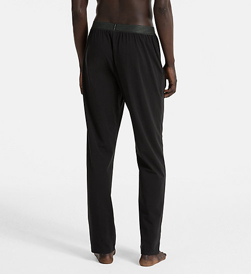 CALVINKLEIN PJ Pants - Iron Strength - BLACK - CALVIN KLEIN PYJAMA BOTTOMS - detail image 1