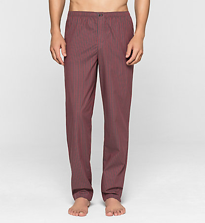 CALVIN KLEIN Trousers - Modern Slim Fit 000NM1232E4RH