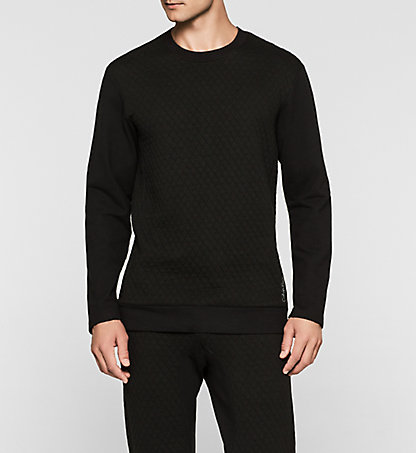 CALVIN KLEIN Pull - Sculpture 000NM1254E001