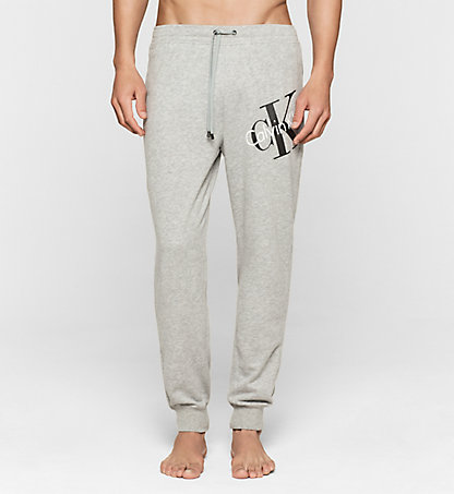 CALVIN KLEIN Sweatpants - CK Origins 000NM1276E2GY