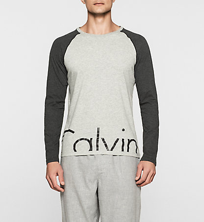 CALVIN KLEIN T-Shirt - Comfort Cotton 000NM1287E080