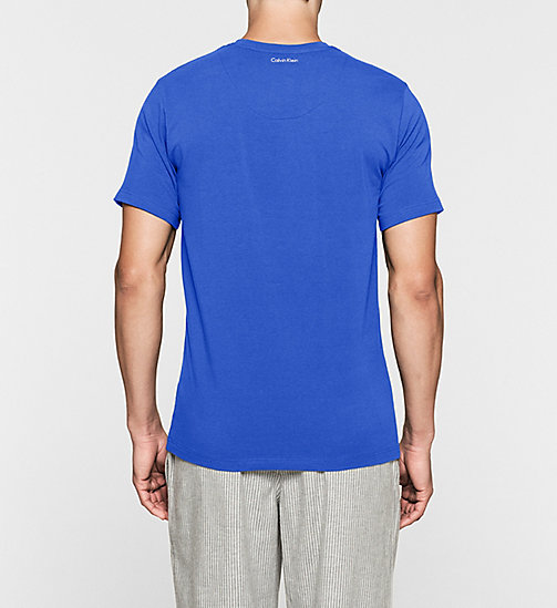 CALVINKLEIN Logo T-shirt - PRUSSIAN - CALVIN KLEIN Up to 40% - detail image 1