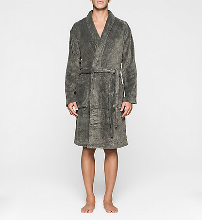 CALVIN KLEIN Bathrobe 000NM1321E038