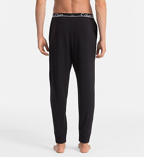 CALVINKLEIN Sweatpants - Calvin Klein ID - BLACK - CALVIN KLEIN Up to 50% - detail image 1