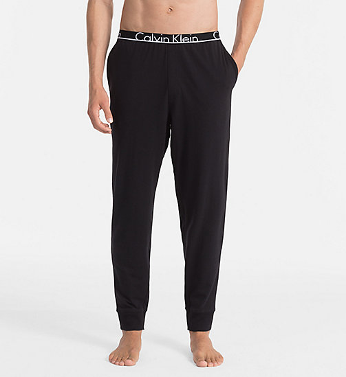 CALVINKLEIN Sweatpants - Calvin Klein ID - BLACK - CALVIN KLEIN Up to 50% - main image