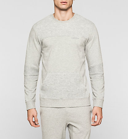 CALVIN KLEIN Sweat-shirt - Sculpt 000NM1354E080
