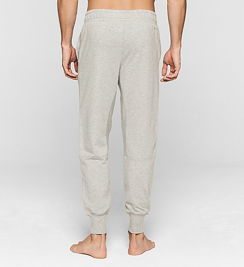 CALVINKLEIN Sweatpants - Sculpt - GREY HEATHER - CALVIN KLEIN NIGHTWEAR & LOUNGEWEAR - detail image 1
