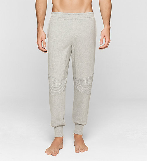 CALVINKLEIN Sweatpants - Sculpt - GREY HEATHER - CALVIN KLEIN PYJAMA BOTTOMS - main image