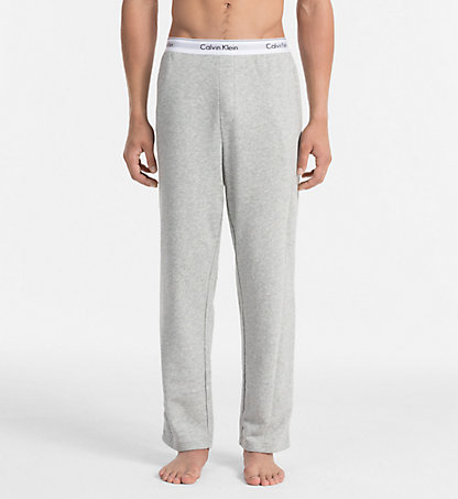 CALVIN KLEIN Pants - Modern Cotton 000NM1357E080