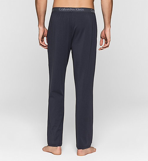 CALVINKLEIN Pants - Infinite - CARBON BLUE - CALVIN KLEIN NIGHTWEAR & LOUNGEWEAR - detail image 1