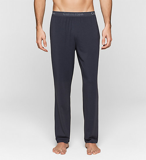 CALVINKLEIN Pants - Infinite - CARBON BLUE - CALVIN KLEIN PYJAMA BOTTOMS - main image
