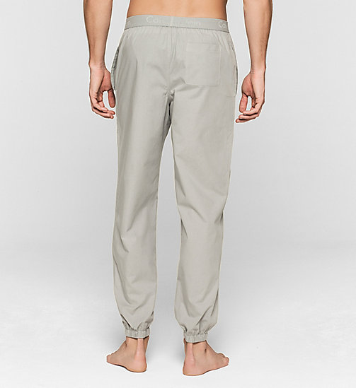 CALVINKLEIN Sweatpants - Infinite - MEDIUM GREY - CALVIN KLEIN  - detail image 1