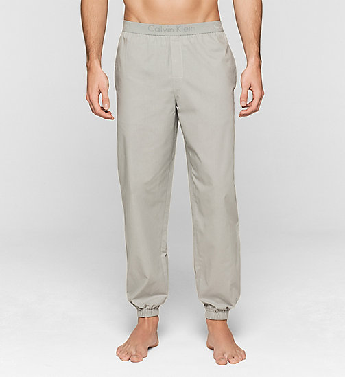 CALVINKLEIN Sweatpants - Infinite - MEDIUM GREY - CALVIN KLEIN VIP SALE Men DE - main image
