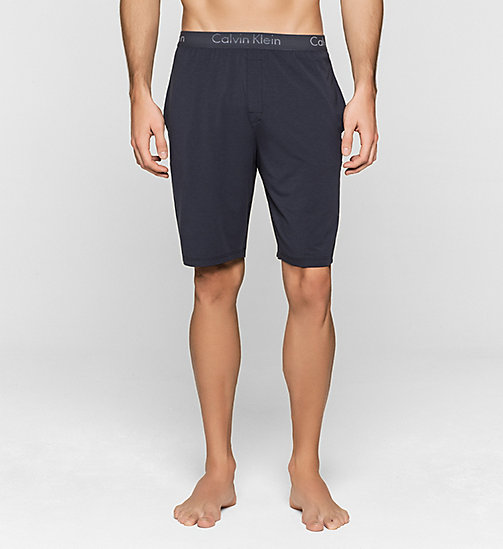 CALVINKLEIN Shorts - Infinite - CARBON BLUE - CALVIN KLEIN PYJAMA BOTTOMS - main image