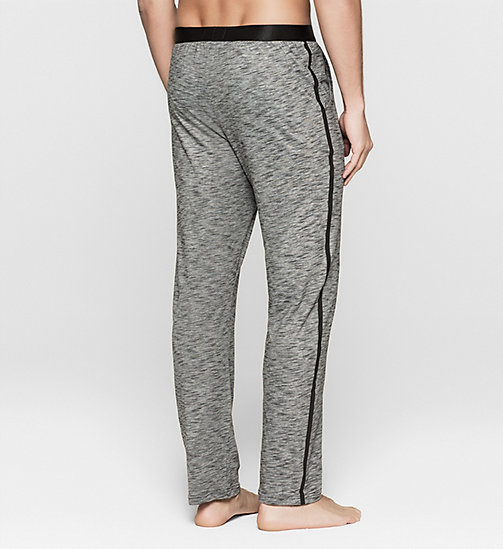 CALVINKLEIN Pants - Edge - CHARCOAL HEATHER - CALVIN KLEIN PYJAMA BOTTOMS - detail image 1