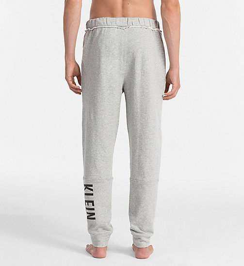 CALVINKLEIN Joggingbroek met logo - GREY HEATHER - CALVIN KLEIN PYJAMABROEKEN - detail image 1