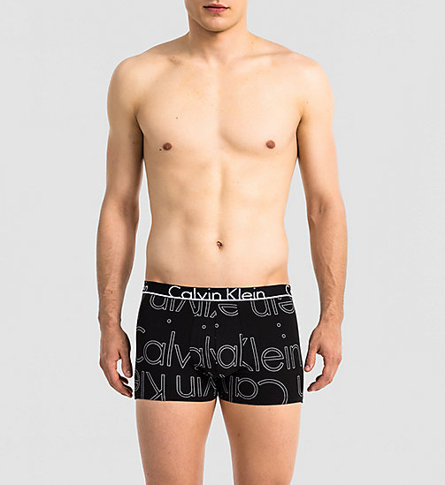 CALVINKLEIN Trunks - Calvin Klein ID - EDGE LOGO BLACK - CALVIN KLEIN MEN - main image