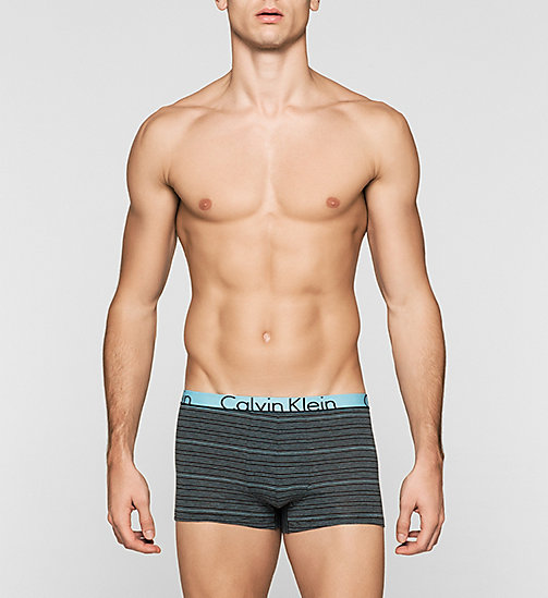 CALVINKLEIN Trunks - Calvin Klein ID - GAVIN STRIPE DODGER BLUE - CALVIN KLEIN Up to 50% - main image