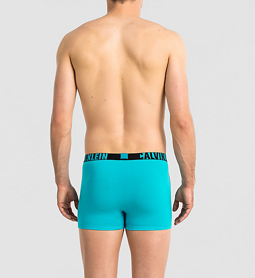CALVINKLEIN Trunks - ID Graphic - BAJA BLUE - CALVIN KLEIN  - detail image 1