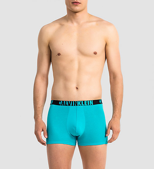 CALVINKLEIN Trunks - ID Graphic - BAJA BLUE - CALVIN KLEIN TRUNKS - main image