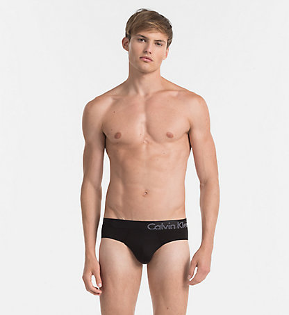 CALVIN KLEIN Hip Briefs - Tech Fusion 000NU8654A001