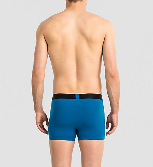 CALVINKLEIN Trunks - Tech Fusion - BLUE PULSE - CALVIN KLEIN Up to 50% - detail image 1