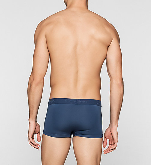 CALVINKLEIN Low Rise Trunks - Infinite - AIRFORCE - CALVIN KLEIN  - detail image 1