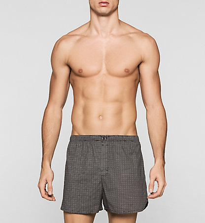 CALVIN KLEIN Slim Fit Boxers 000NU9996A6MN