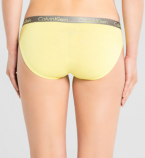 Bikini - Radiant Cotton - FLASH - CALVIN KLEIN UNDERWEAR - detail image 1