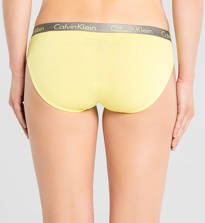CALVINKLEIN Bikini - Radiant Cotton - FLASH - CALVIN KLEIN UNDERWEAR - detail image 1