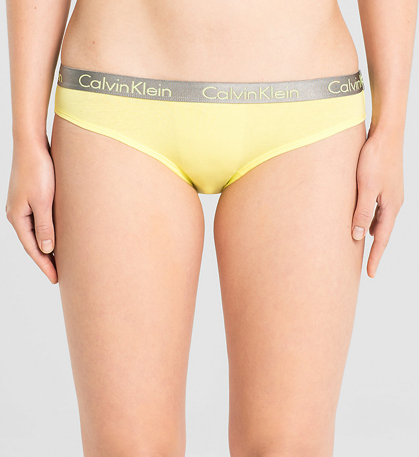 CALVINKLEIN Bikini - Radiant Cotton - FLASH - CALVIN KLEIN UNDERWEAR - main image