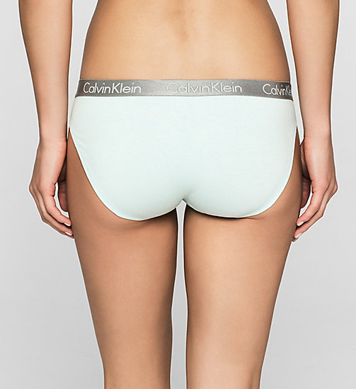 Bikini-Slip - Radiant Cotton - SALT LAKE - CALVIN KLEIN  - main image 1