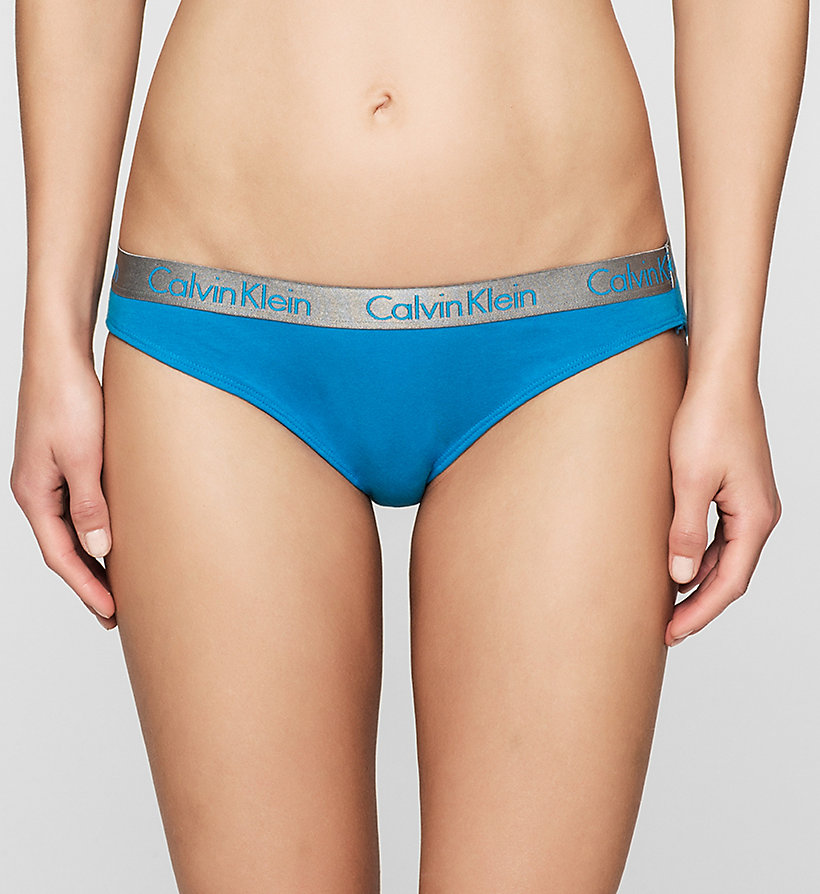CALVINKLEIN Bikini - Radiant Cotton - SALT LAKE - CALVIN KLEIN UNDERWEAR - main image