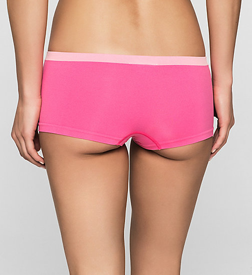 CALVINKLEIN Hipsters - Pure Seamless - LAVISH (CALDWELL PINK WB) - CALVIN KLEIN  - detail image 1