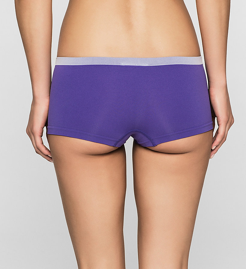CALVINKLEIN Shorty - Pure Seamless - STIMULATE (PURE ICE WB) - CALVIN KLEIN SOUS-VÊTEMENTS - image détaillée 1
