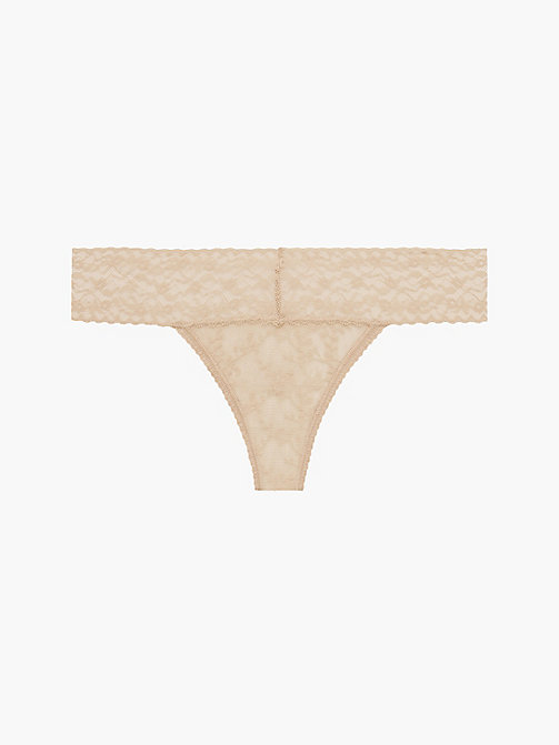 CALVINKLEIN Thong - Bare Lace - BARE - CALVIN KLEIN  - main image