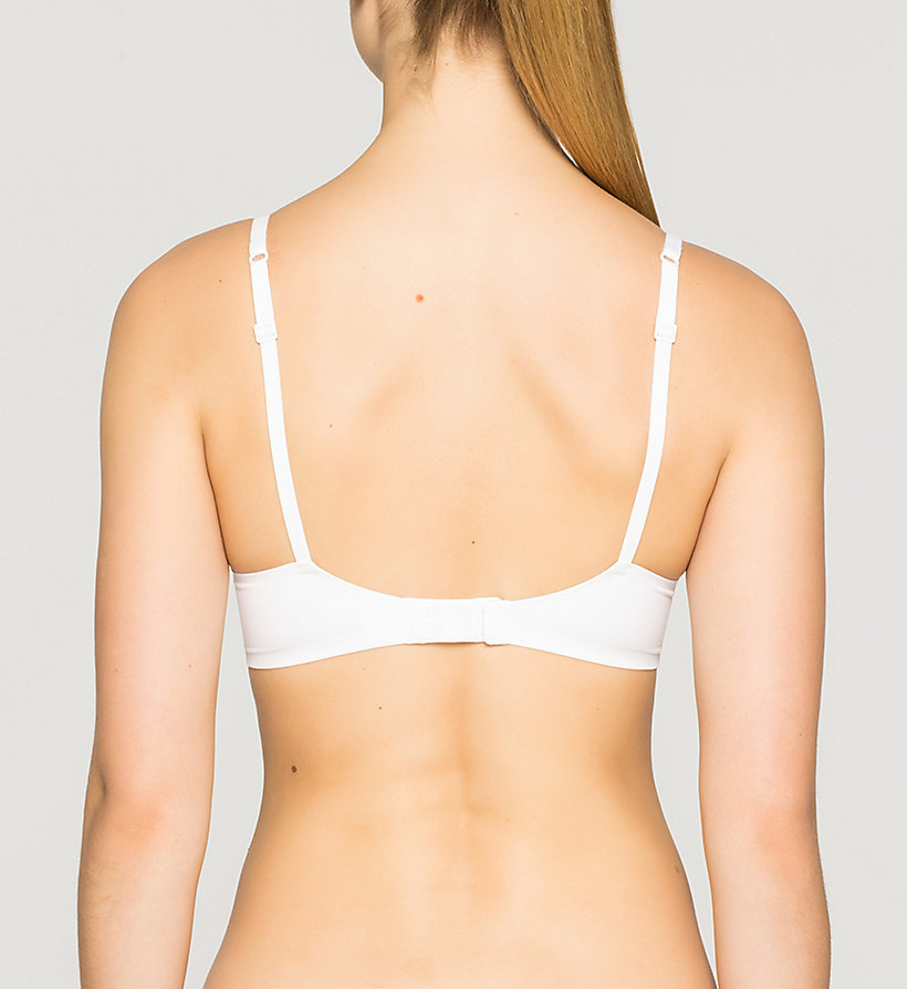 CALVINKLEIN Push-up-BH - Perfectly Fit - WHITE - CALVIN KLEIN UNTERWÄSCHE - main image 1