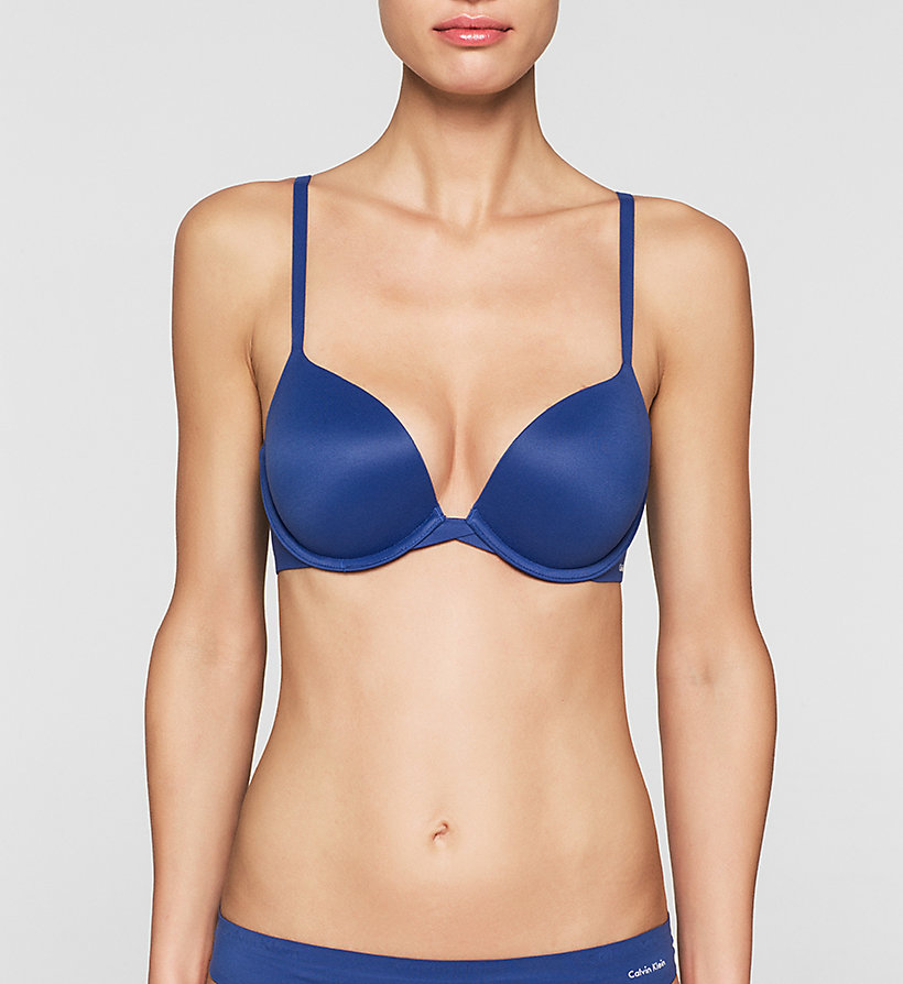 CALVINKLEIN Push-up-BH - Perfectly Fit - DARK MIDNIGHT - CALVIN KLEIN UNTERWÄSCHE - main image