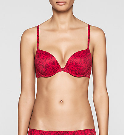 CALVIN KLEIN Soutien-gorge push-up - Perfectly Fit 000QF1120EYO1