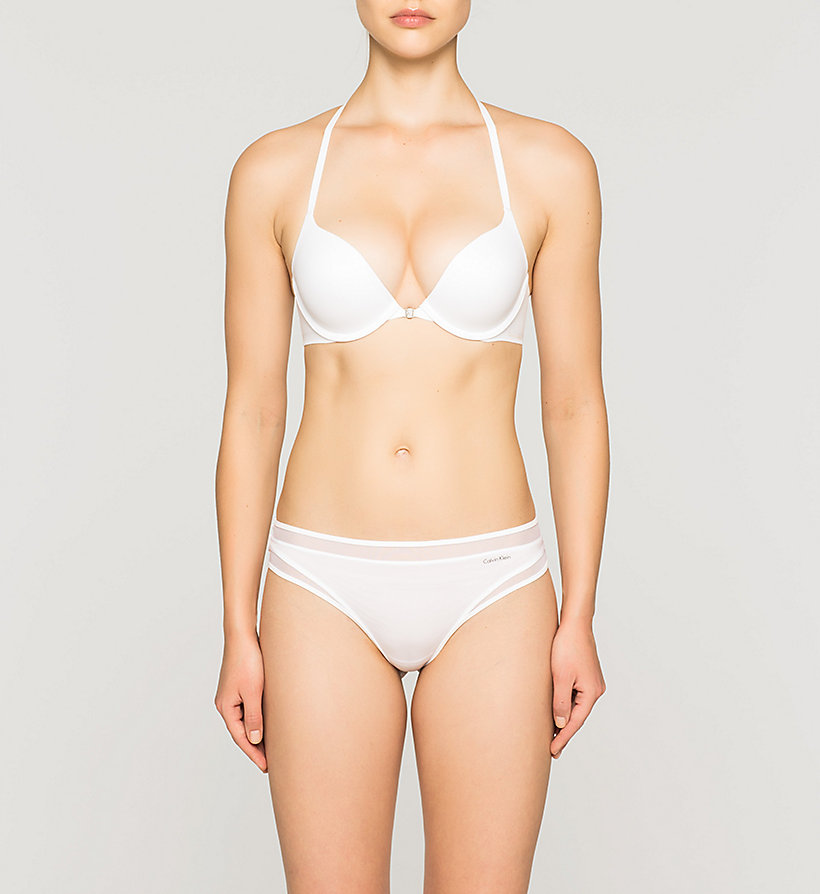 CALVINKLEIN Multiway Bra - Perfectly Fit - WHITE - CALVIN KLEIN UNDERWEAR - detail image 2