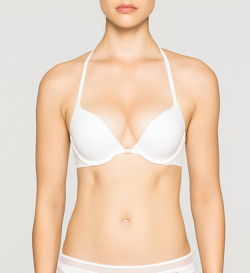 CALVINKLEIN Multiway Bra - Perfectly Fit - WHITE - CALVIN KLEIN PUSH-UP BRAS - main image