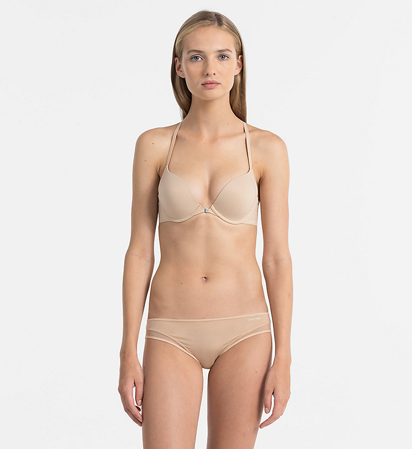 CALVINKLEIN Multiway Bra - Perfectly Fit - BARE - CALVIN KLEIN WOMEN - detail image 2